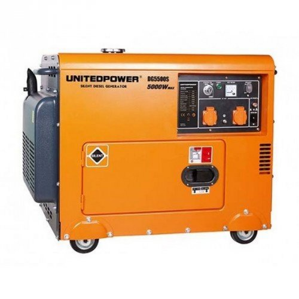 Генератор United Power DG5500SE