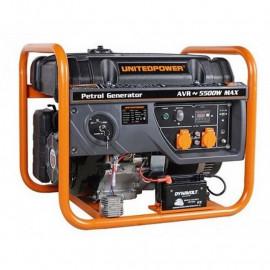 Генератор United Power GG6300Е | 2,6/3 кВт (Китай)