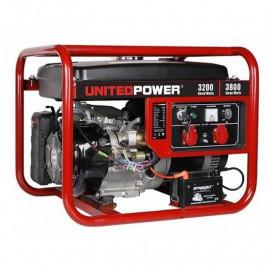 Генератор United Power GG4500E   3,2/3,8 кВт (Китай)