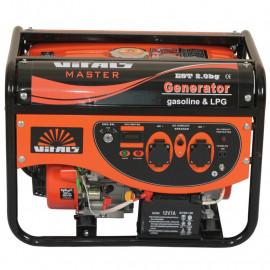 Генератор VITALS Master EST 2.0bg| 2/2,2 кВт (Латвия)