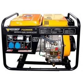 Генератор Forte FGD9000E | 6,5/7 кВт (Китай)