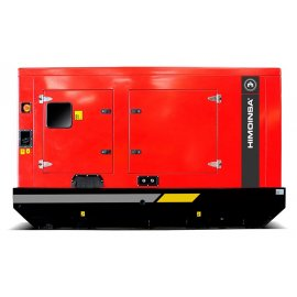 Генератор HIMOINSA HFW-50 T5 | 40/44 кВт (Испания)