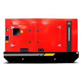 Генератор HIMOINSA HFW-125 T5 | 96/104 кВт (Испания)