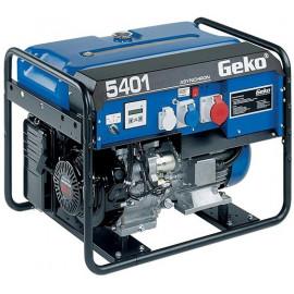 Генератор GEKO 5401 ED-AA/HEBA   3,3/4,1 кВт, Германия