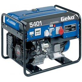 Генератор GEKO 5401 ED-AA/HEBA BLC   3,3/4,1 кВт, Германия