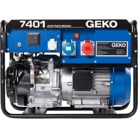 Генератор GEKO 7401 ED-AA/HHBA   5,26/6,58 кВт, Германия