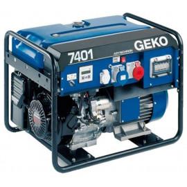 Генератор GEKO 7401 Е-АА/ННВА   5,12/6,4 кВт, Германия