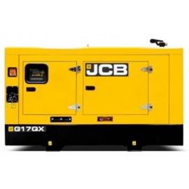 Генератор JCB G17QX | 13,7/14,6 кВт, Великобритания