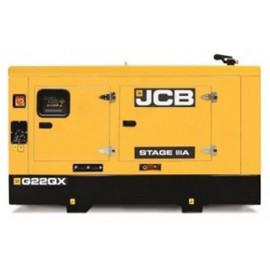 Генератор JCB G22QX | 16,2/17,7 кВт, Великобритания