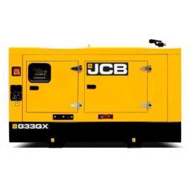 Генератор JCB G33QX | 26.8/29,6 кВт, Великобритания