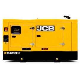 Генератор JCB G45QX | 33,1/36,1 кВт, Великобритания