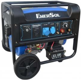 Генератор EnerSol SWG-7Е | 6,6 кВт (Германия)
