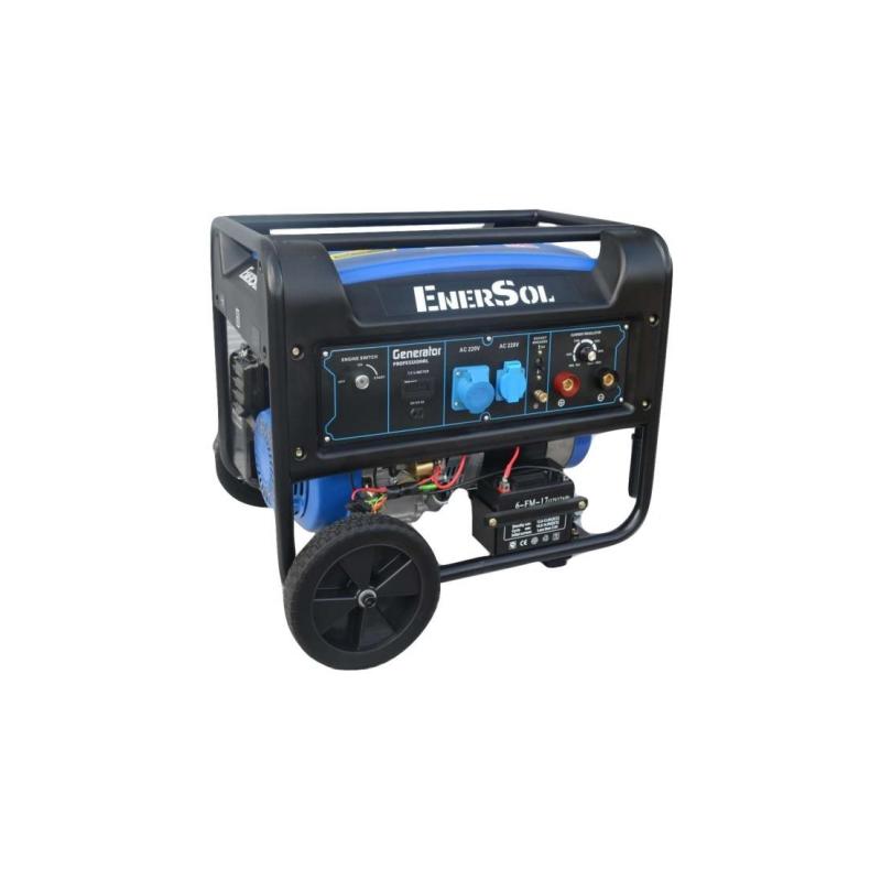 Генератор EnerSol SWG-7Е | 6,6 кВт (Німеччина)