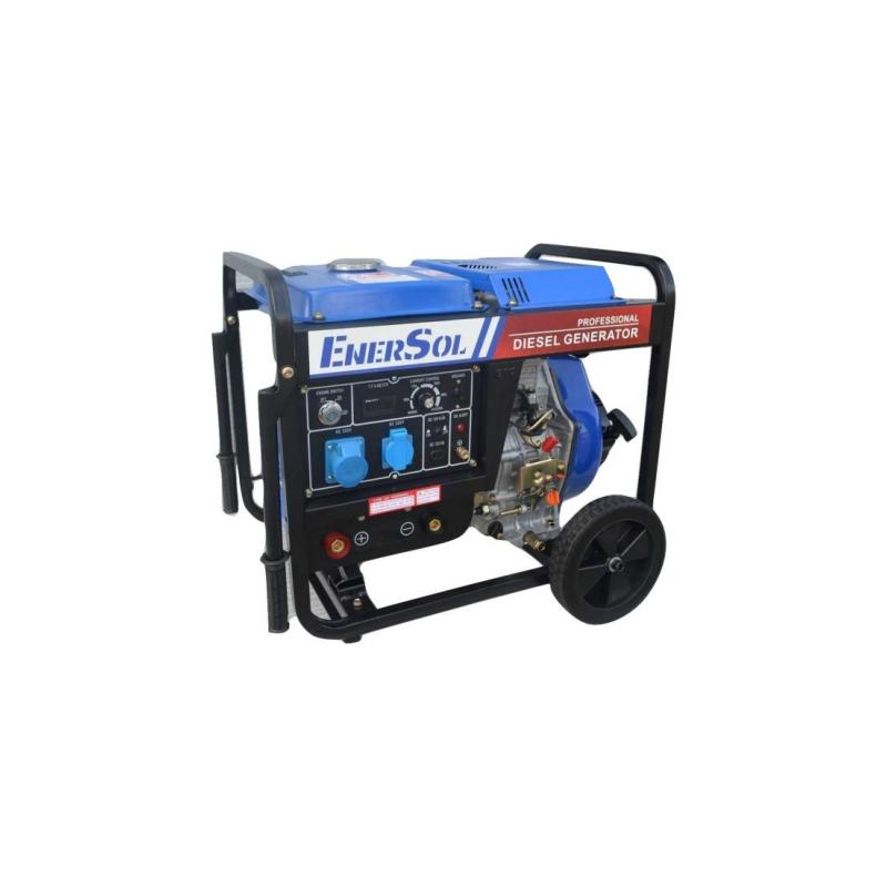 Генератор EnerSol SWD-7Е | 6,6 кВт (Германия)