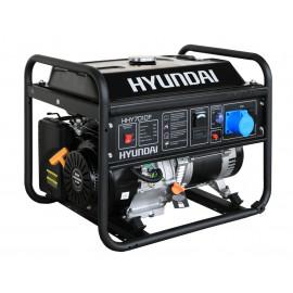 Генератор Hyundai HHY 7010 F | 5/5,5 кВт (Корея)