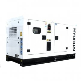 Генератор Hyundai DHY 22 K(S)E | 16/22 кВт (Корея)