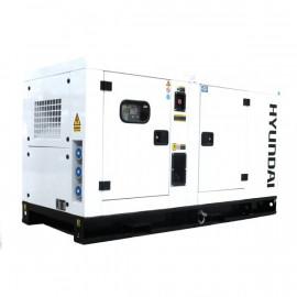 Генератор Hyundai DHY 82 K(S)E   59/82 кВт (Корея)