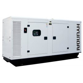 Генератор Hyundai DHY 95 K(S)E   68/95 кВт (Корея)