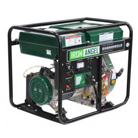 Генератор Iron Angel EGD 8000 CLE | 5,6/7 кВт (Нідерланди)