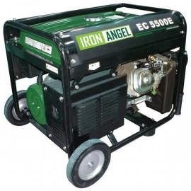 Генератор IRON ANGEL EG 5500 E | 5,2/5,5 кВт (Нидерланды)