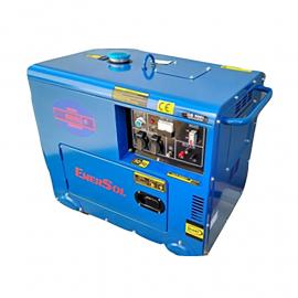 Генератор EnerSol SDS-6E | 5,0/6,0 кВт (Турция)