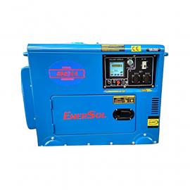 Генератор EnerSol SDS-6EA | 5,0/6,0 кВт (Германия)