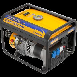 Генератор Sadko GPS-3500B | 2,5/2,8 кВт (Словения)