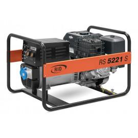 Генератор сварочный RID RS 5221S | 4,5/5 кВт (Германия)