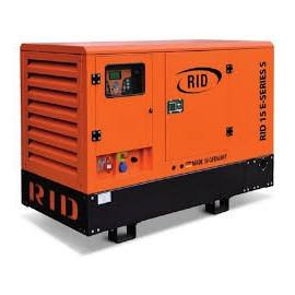 Генератор RID 20 E-SERIES | 16/20 кВт (Германия)
