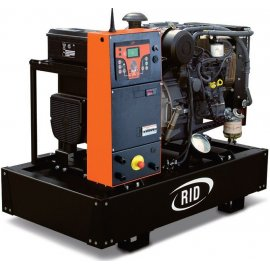 Генератор RID 20/1 E-SERIES | 16/20 кВт (Германия)