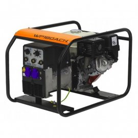 Генератор сварочный Generga WP180ACH | 5,5/6 кВт (Литва)