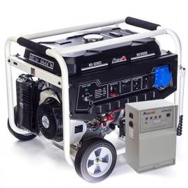 Генератор Matari MX10000E-ATS | 7/7,5 кВт (Япония)