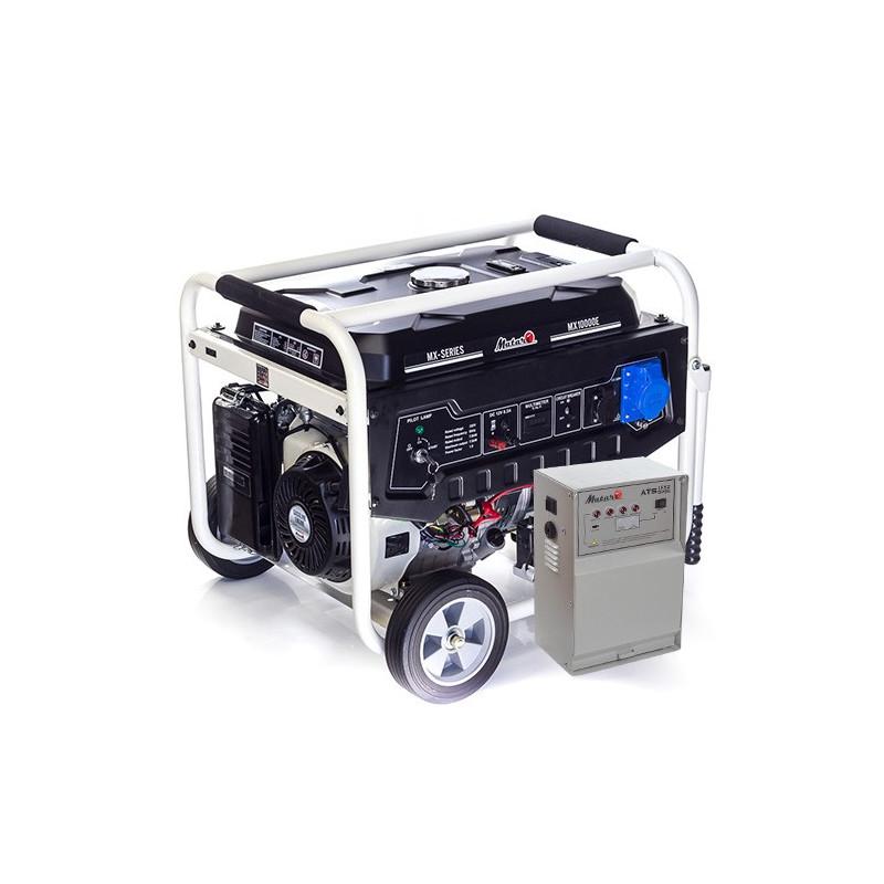 Генератор Matari MX10000E ATS   7/7,5 кВт (Японія)