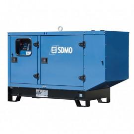 Генератор SDMO J22 | 16/17,6 кВт (Франция)