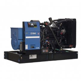 Генератор SDMO J165K | 120/132 кВт (Франция)