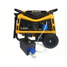 Генератор Rato R6000WЕА | 5,6/6 кВт (Китай)