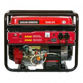 Генератор WEIMA WM5500 ATS | 5/5,5 кВт (Китай)