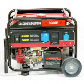 Генератор WEIMA WM7000E ATS | 6/6,5 кВт (Китай)