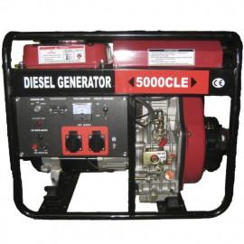 Генератор WEIMA WM5000CLE | 4,5/5 кВт (Китай)