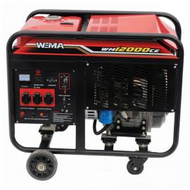Генератор WEIMA WM12000CE1 | 11/12 кВт (Китай)