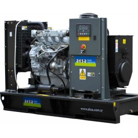 Генератор Aksa APD 125 A   92/100 кВт (Турция)