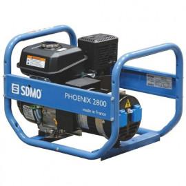 Генератор SDMO Phoenix 2800 | 2,7/3 кВт (Франция)