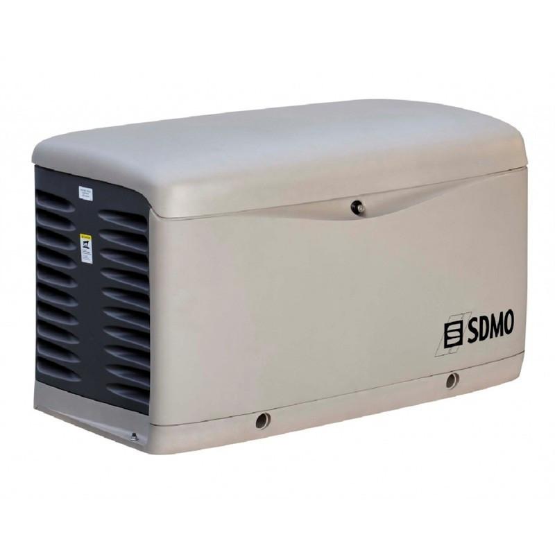 Генератор SDMO RESA 14   10/11 кВт (Франция)