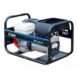 Генератор SDMO VX 200 4 HS | 3,5/4 кВт (Франция)