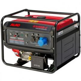 Генератор AL-KO 6500 D-C | 5/5.5 кВт (Германия)