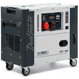 Генератор Daewoo DDAE 10000DSE-3 | 7,2/8 кВт (Корея)