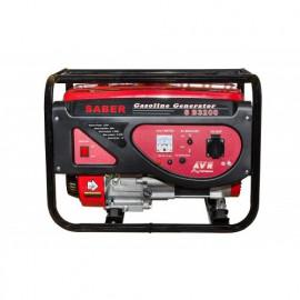 Генератор Saber SB3200 | 2,5/2,8 кВт (Корея)