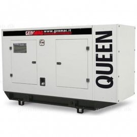 Генератор Genmac Queen G130PSA|104/114.4 кВт(Италия)