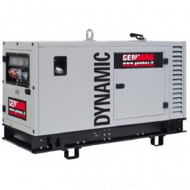 Генератор Genmac Dynamic G21KSM|15.2/16.8 кВт(Италия)