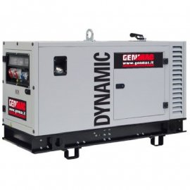 Генератор Genmac Dynamic G20DSM|16/17.6 кВт (Италия)